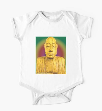 Wooden Budha  Kids Clothes