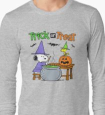 Snoopy Trick Or Treat T-Shirt