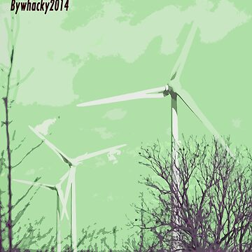 Windmils of Burton by whacky by bywhacky