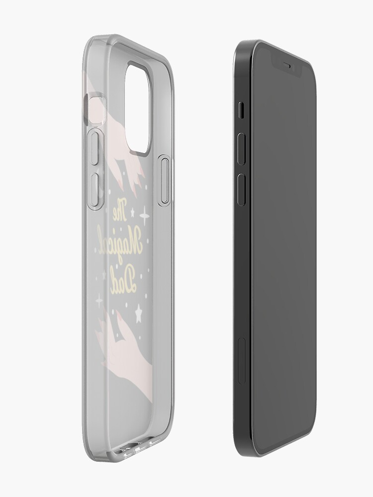 Alternate view of The Magical Dad - Perfect Gift for The Best Dad in the World iPhone Case & Cover