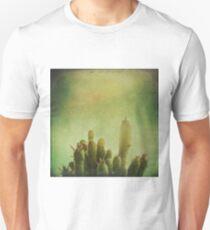 Cactus in my mind Unisex T-Shirt