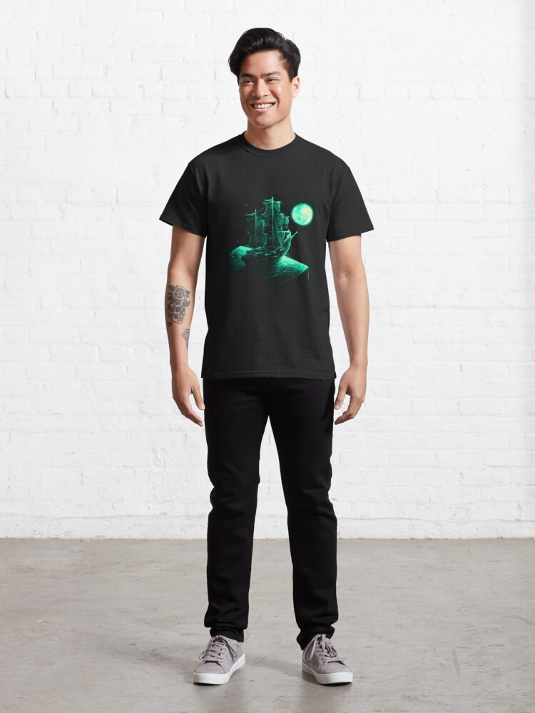Alternate view of Detour Classic T-Shirt