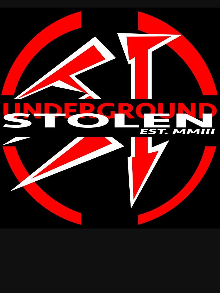 Stolen Underground Pro Logo by StlnUndrgrnd