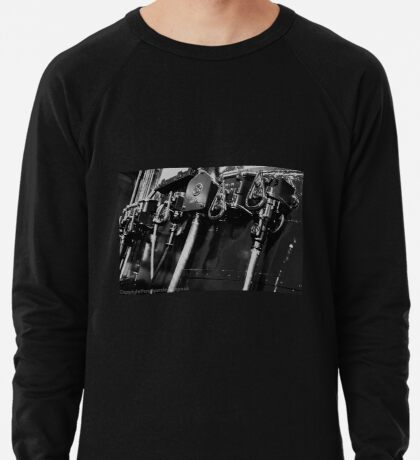 Switches and controls  Lightweight Sweatshirt