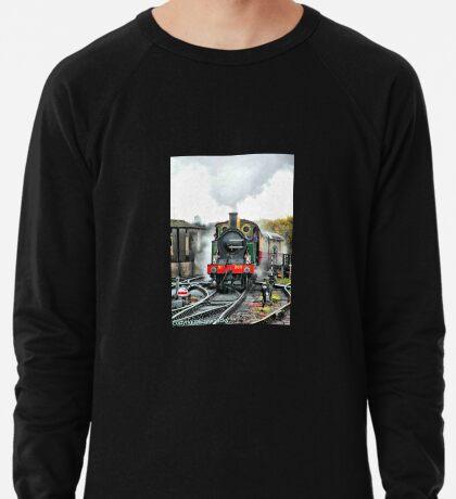 Engine 263 steaming Lightweight Sweatshirt