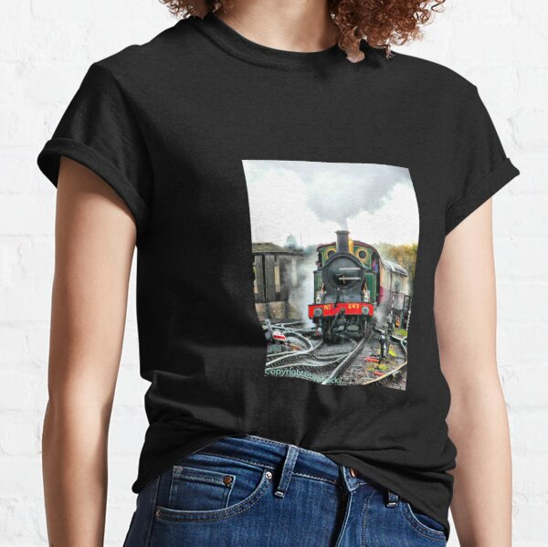 Engine 263 steaming Classic T-Shirt