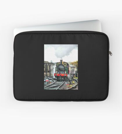 Engine 263 steaming Laptop Sleeve