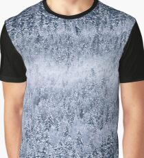 Frozen forests Graphic T-Shirt
