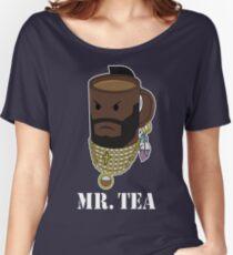 MR TEA Women's Relaxed Fit T-Shirt