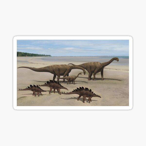 Upper Jurassic Sticker