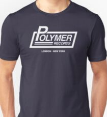 POLYMER RECORDS SPINAL UNOFFICIAL TAP T-Shirt