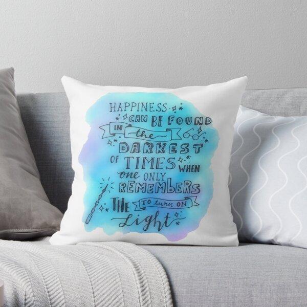 felicidad mágica Cojín
