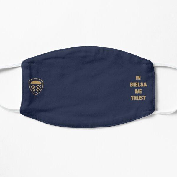 "Mask Leeds United ""In Bielsa we trust"" Mask"