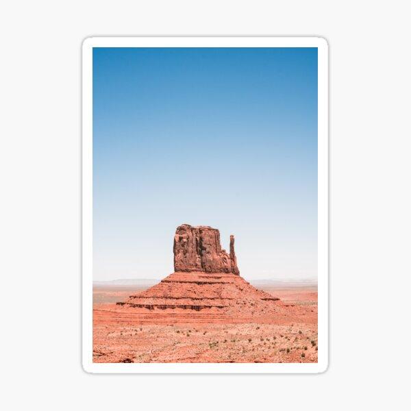 Monument Valley Photo Sticker