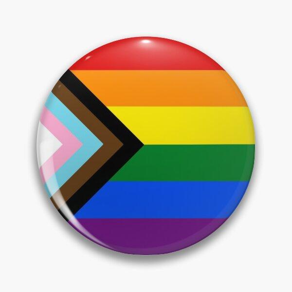 Progress Flag Pin