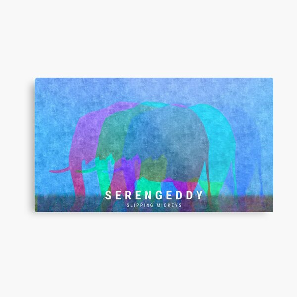 SerenGeddy Metal Print