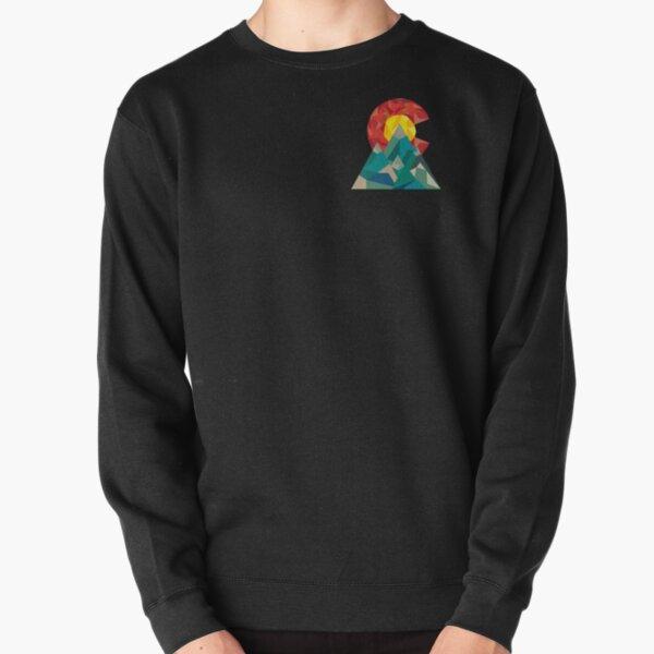 Colorado Geo Pullover Sweatshirt