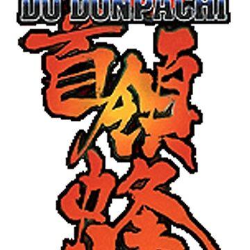 DoDonPachi Logo by CDSmiles