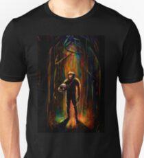 Commander Chimp Unisex T-Shirt