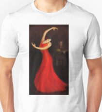 Flamenco Dancer Unisex T-Shirt