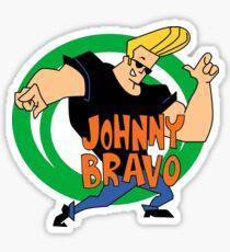 BRAVO 7 Sticker