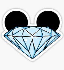 Diamond Ears Color Sticker