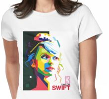 Taylor Swift Merchandise Womens Fitted T-Shirt