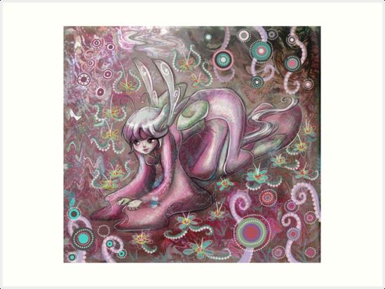 Furisode Fairy by SaradaBoru