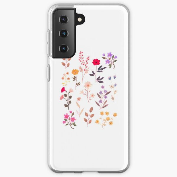 Drôle Herbology Harry Plants Gift 2021 Coque souple Samsung Galaxy