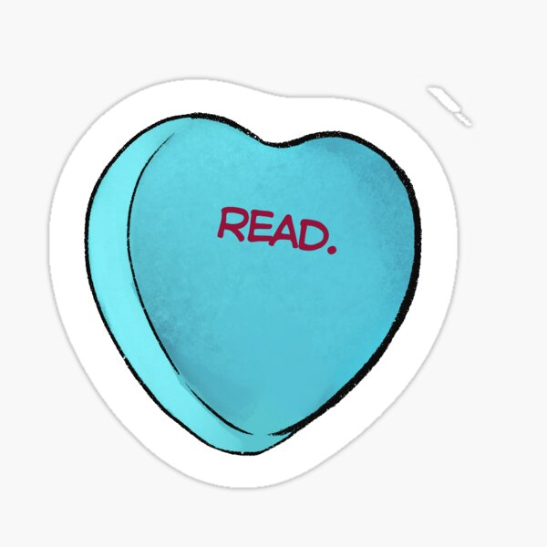 Sweethearts Sticker