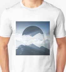 High mountain in morning time T-Shirt