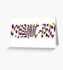 Dynamic - Duo Greeting Card