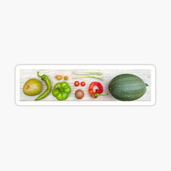 Veggie Board Sticker