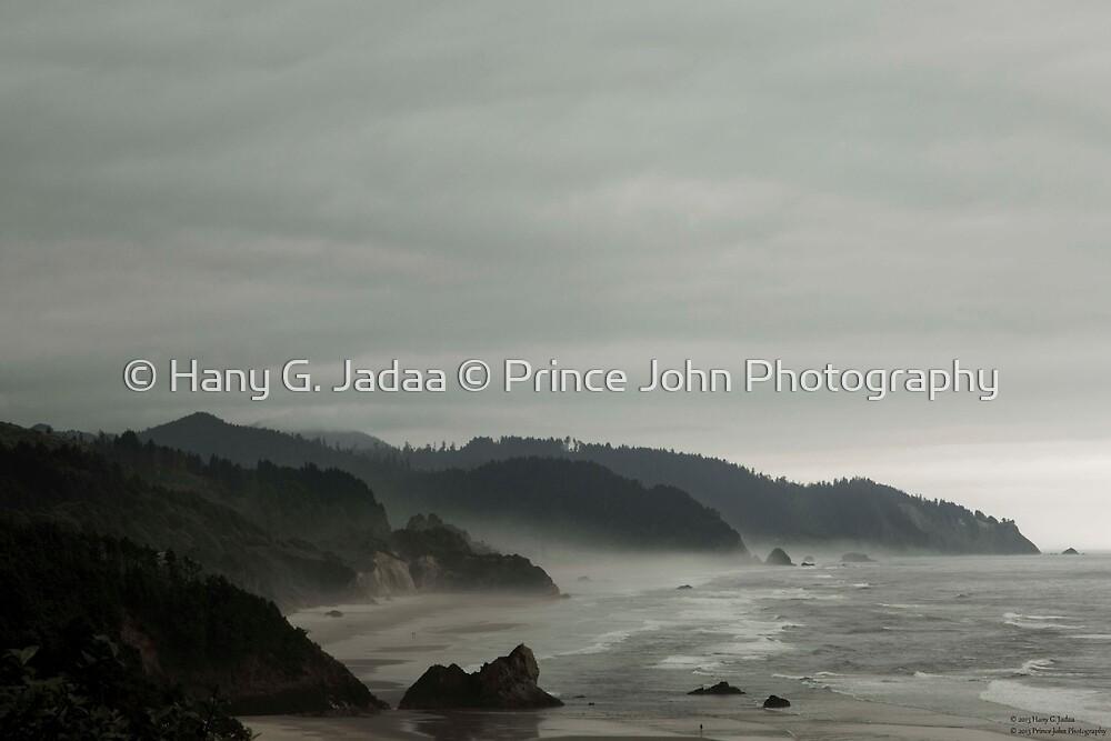 Somewhere Along The Oregon Coast - 1 ©  by © Hany G. Jadaa © Prince John Photography