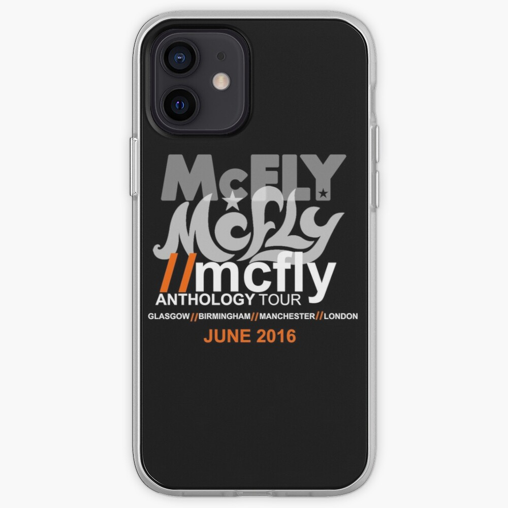 MCFLY ANTHOLOGY TOUR iPhone Case & Cover