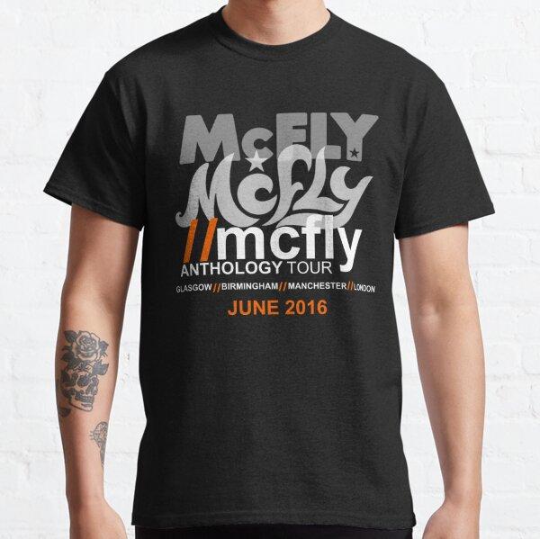 MCFLY ANTHOLOGY TOUR Classic T-Shirt