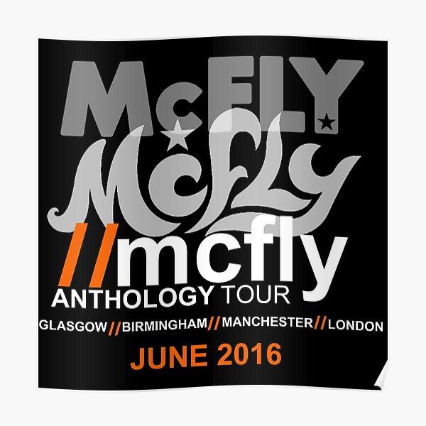MCFLY ANTHOLOGY TOUR Poster