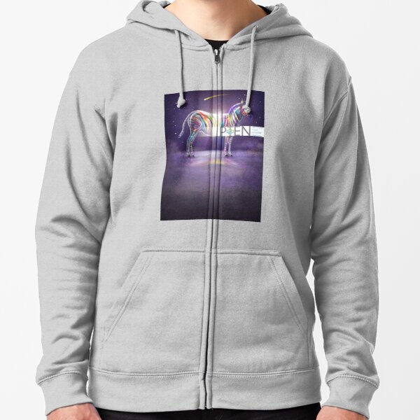 PTEN HAMARTOMA TUMOR SYNDROME Zipped Hoodie
