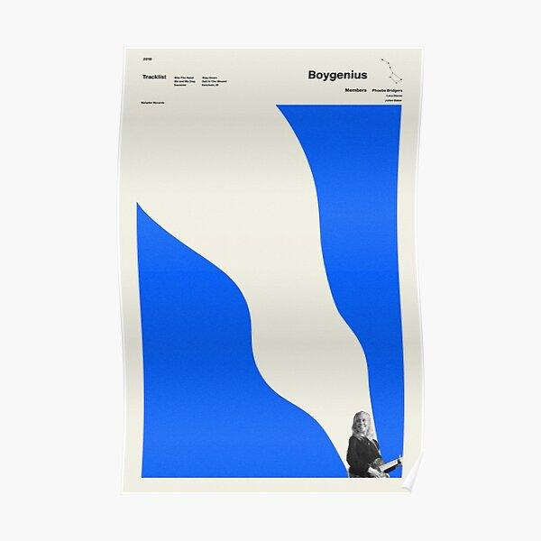 Boygenius: Phoebe Bridgers Poster