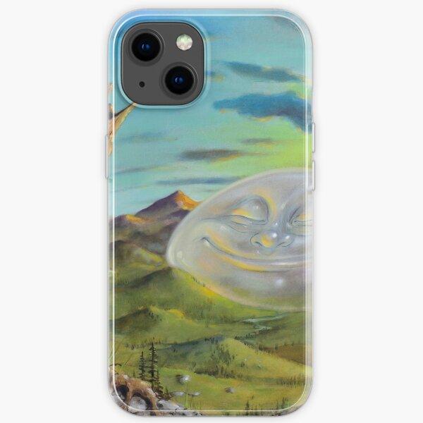 Happy Landscape iPhone Soft Case