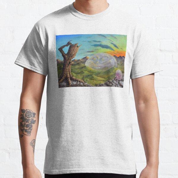 Happy Landscape Classic T-Shirt