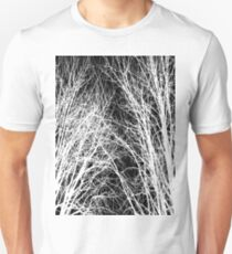 Comely trees 1 Unisex T-Shirt
