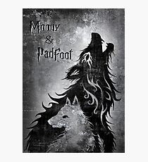 Moony & Padfoot Photographic Print