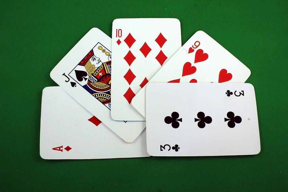 High Card by rhamm