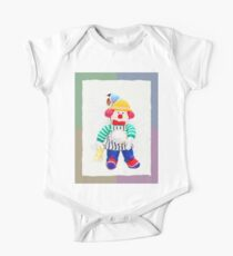 A cook of many colours One Piece - Short Sleeve