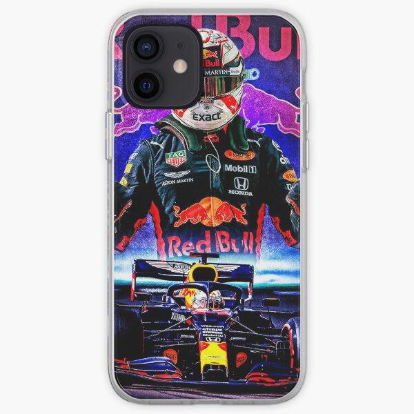 Max Verstappen Wallpaper iPhone Soft Case