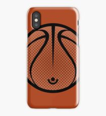 Vector Basketball iPhone Case