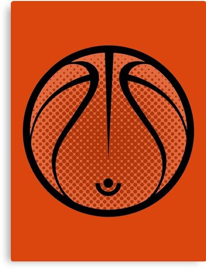Vector Basketball by cpinteractive