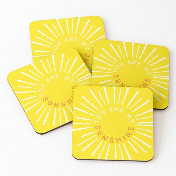 Sunshine Coasters (Set of 4)