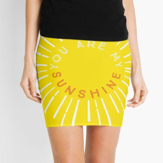 Sunshine Mini Skirt